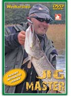 Jig Master DVD. REA 29 kr!