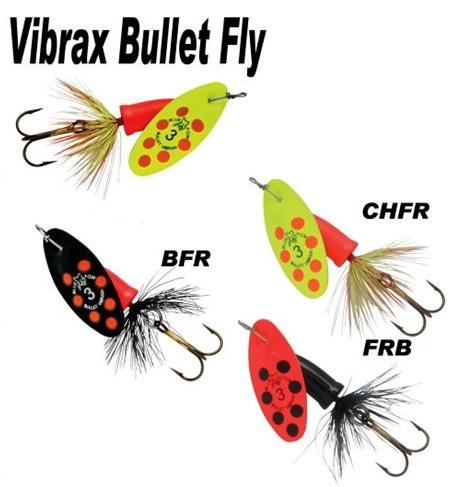 Vibrax Bullet Fly