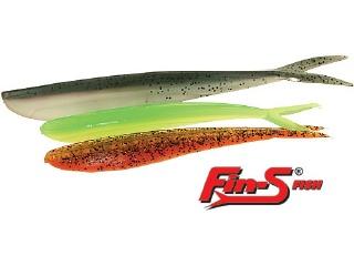 Fin S-Fish 4 tum