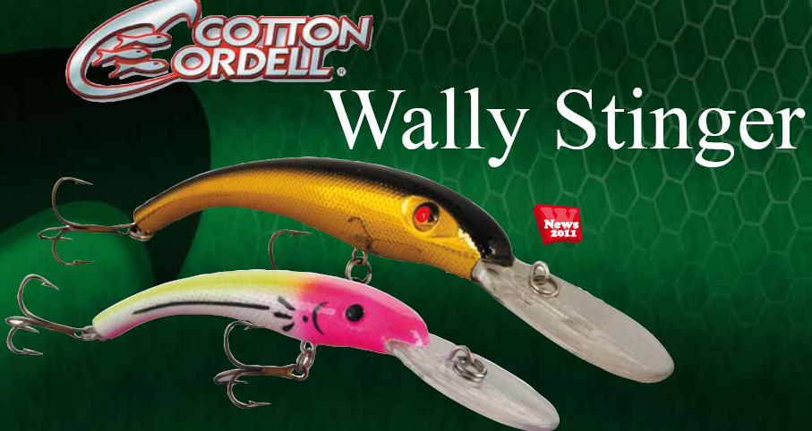 Cotton Cordell Wally Diver Stinger