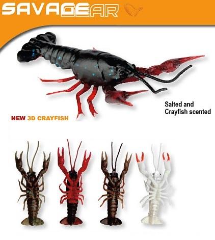 3D Crayfish