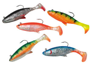 Minnow 10cm 20g (4-pack) family