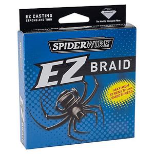 EZ Braid Spiderwire Yellow 100m