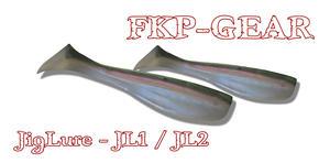 FKP-GEAR JL 2 (8cm) 8-pack