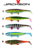 Jackson The Fish 8cm 5-pack